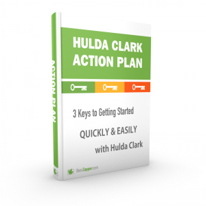 Hulda Clark Action Plan eBook