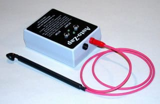 Tooth Zappicator with Zapper