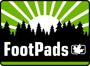 Footpads for our zappers