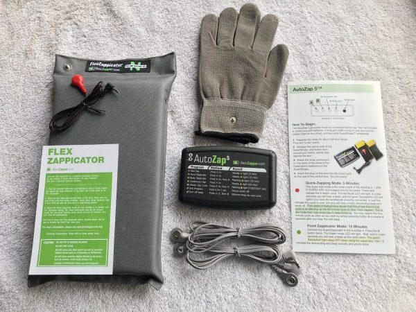 Integrated Wellness System with SuperGloves